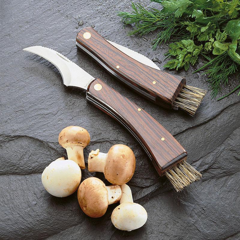 couteau sp cial champignons conservez le plein ar me gr ce au nettoyage sec hagen grote. Black Bedroom Furniture Sets. Home Design Ideas