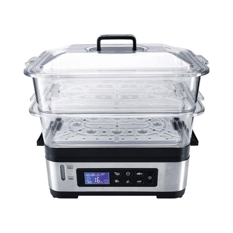 Cuiseur vapeur turbo cuisson super rapide douce et - Cuisine rapide et saine ...