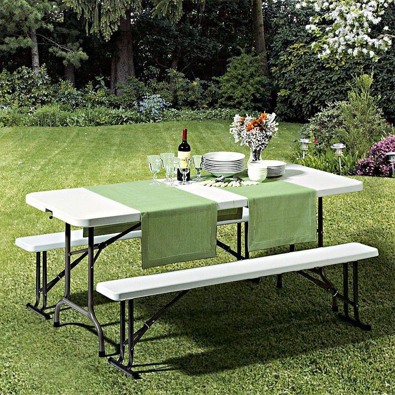 Salon de jardin pliable - Hagen Grote Suisse