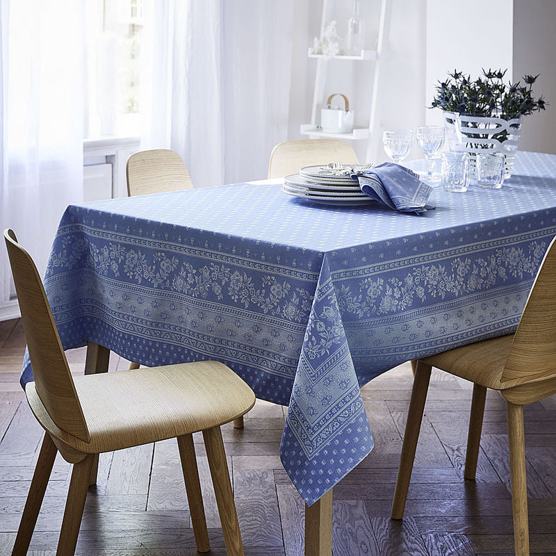 nappe linge de table proven al avec protection. Black Bedroom Furniture Sets. Home Design Ideas