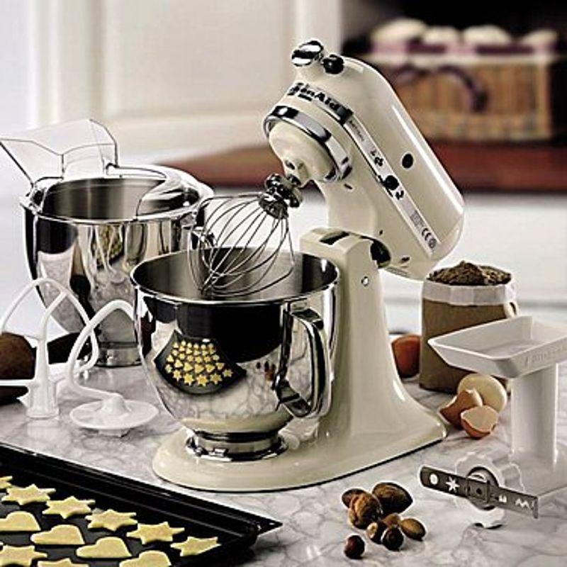 Offre robot de cuisine kitchenaid hachoir viande et for Offre cuisine