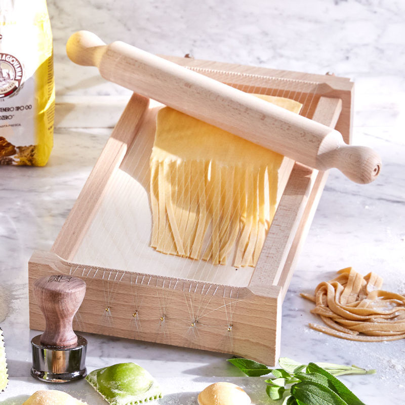 Chitarra : la machine à pâtes la plus populaire d'Italie Photo 2
