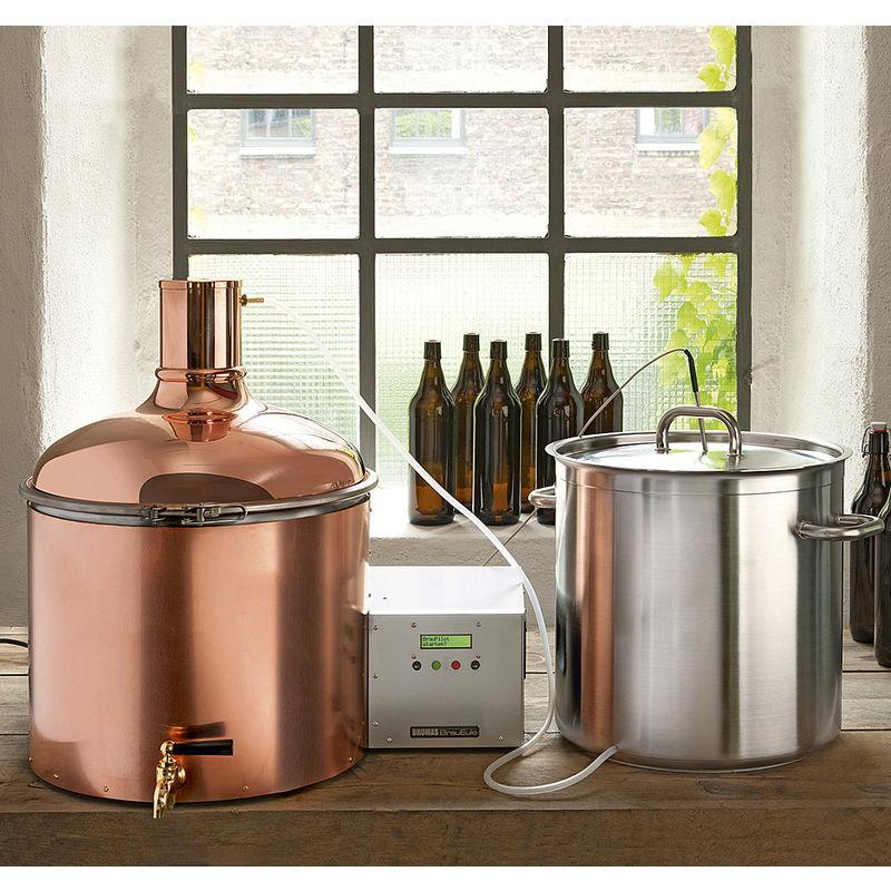 Brassez votre propre bi re avec l 39 quipement de brassage for Materiel de cuisine professionnel suisse