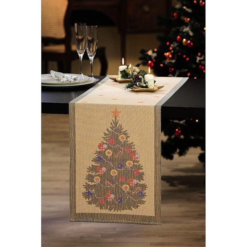 Suede Noel Decoration