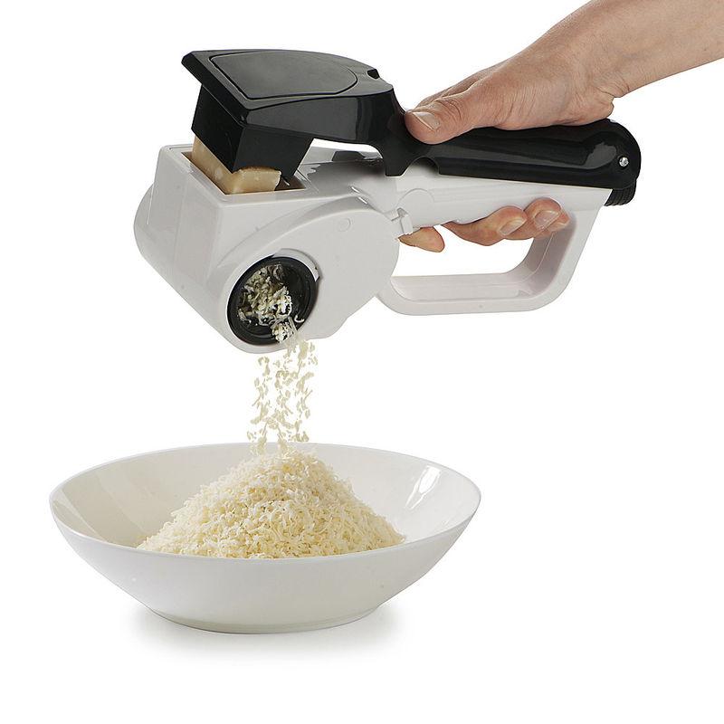 Râpe à fromage parmesan electrique