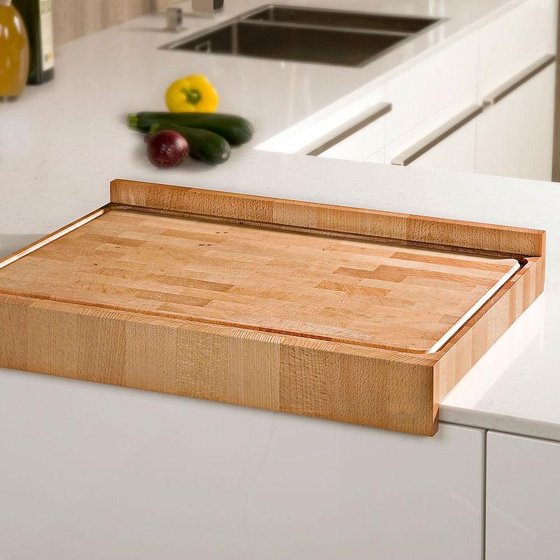 plan de travail en bois pour prot ger votre cuisine hagen grote suisse. Black Bedroom Furniture Sets. Home Design Ideas
